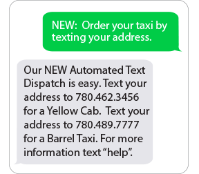 Automated Text Dispatch